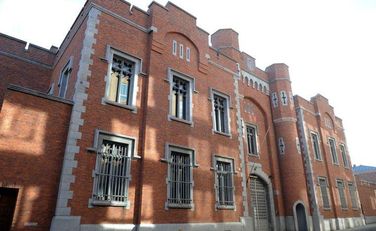 سجن مدينة لوفين في بلجيكا