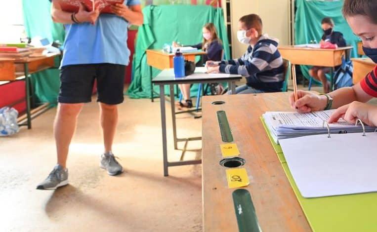 المدارس في بلجيكا