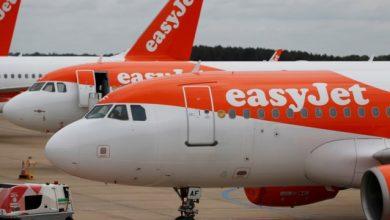 صورة امرأة بريطانية إسرائيلية تتقدم بشكوى ضد شركة الطيران منخفضة التكلفة إيزي جيت