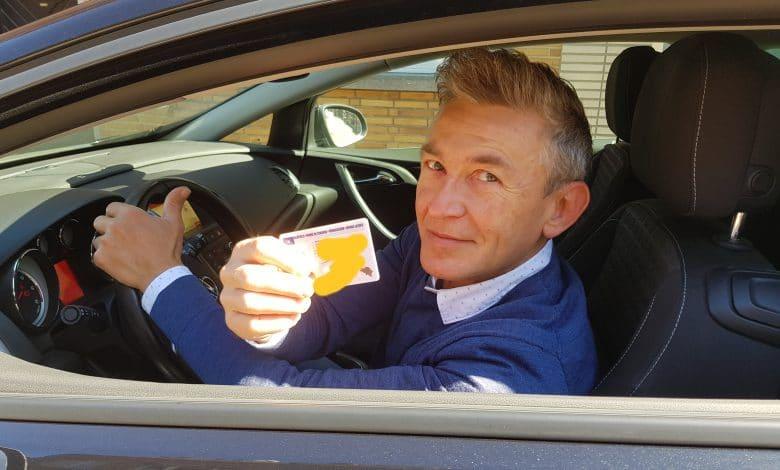 عقوبة سواقة بدون رخصة في بلجيكا