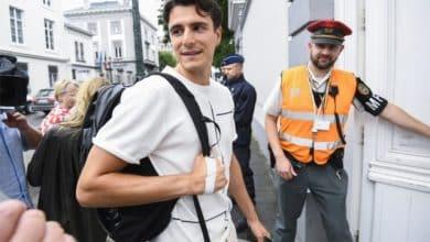 صورة وزير بلجيكي يطالب اللاجئين بتعلم التحدث باللغة الهولندية بسرعة
