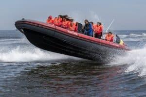 رحلة القارب السريع في اوستند