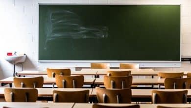 صورة الإبلاغ عن إصابة ثماني مدارس في بروكسل بفيروس كورونا