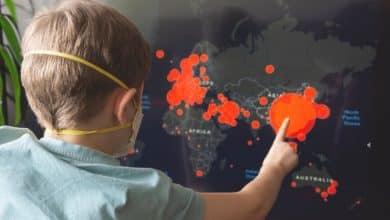 صورة أكثر من 30 مليون إصابة بفيروس كورونا في جميع أنحاء العالم وكم حالات الشفاء ؟