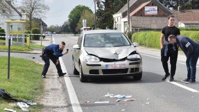 صورة ما هي عقوبة وغرامات الهروب بعد وقوع حادث في بلجيكا