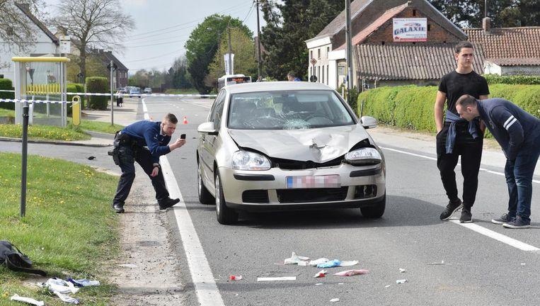 عقوبة الهروب في بلجيكا