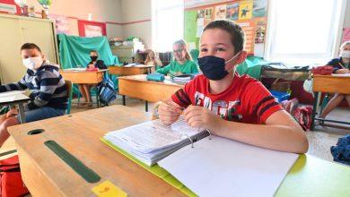 صورة قرارات خلية الأزمة في بروكسل بشأن المدارس الابتدائية والثانوية