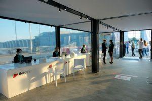 افتتاح مركز اختبار كورونا في مطار بروكسل