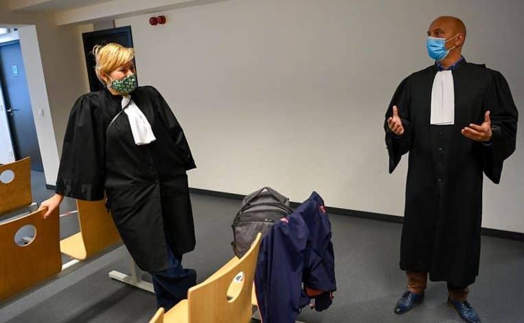 قضاة بلجيكا