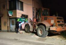 صورة أخبار بلجيكا العاجلة .. محاولة سرقة أحد البنوك في بلجيكا باستخدام جرافة مسروقة