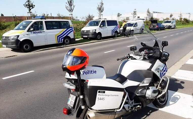 موتور الشرطة البلجيكية