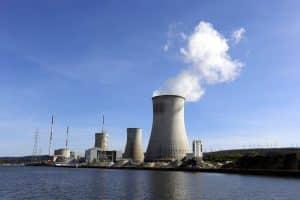 المفاعل النووي بين مقاطعتي نامور ولييج