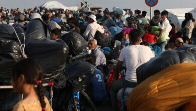 Photo of أخبار اليونان اليوم .. اصابة 135 طالب لجوء في جزيرة ليسبوس بفيروس كورونا
