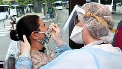صورة معهد الصحة العامة Sciensano: بلجيكا تواجه موجة ثانية مصغرة لفيروس كورونا