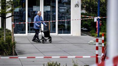 صورة دور الرعاية البلجيكية والتدابير الإضافية في ظل إرتفاع إصابات كورونا