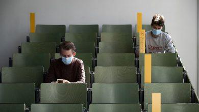 """صورة موقف بعض الجامعات البلجيكية من """"تخفيف التدابير"""" المتعلقة بكورونا"""