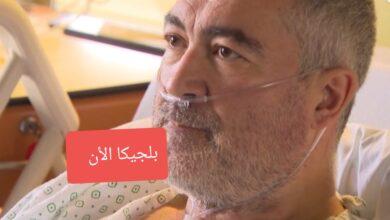 """صورة مصطفى (51 عامًا) يحذر : """"خذوا كورونا بجدية ، عندما أسعل رئتي تنفجر"""""""