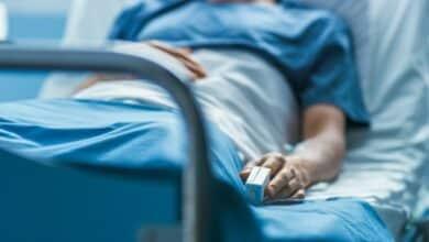 أعمار اصابات فيروس كورونا في بلجيكا