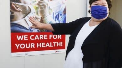 صورة لو علمت الحكومة البلجيكية الغيب لما أتلفت ملايين أقنعة الفم