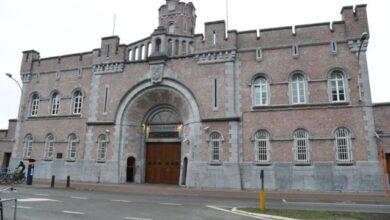 السجن في بلجيكا
