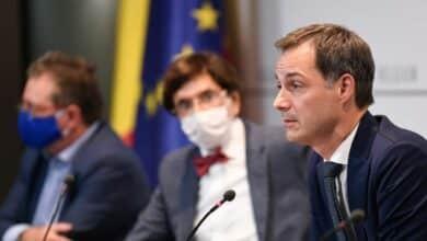 صورة ما هي اجراءات الحكومة البلجيكية الجديدة ابتداءا من يوم الجمعة