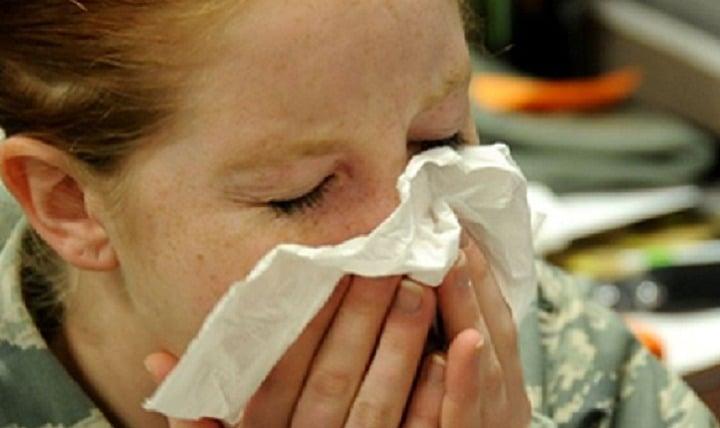 الانفلونزا في بلجيكا