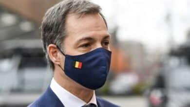 رئيس الوزراء البلجيكي