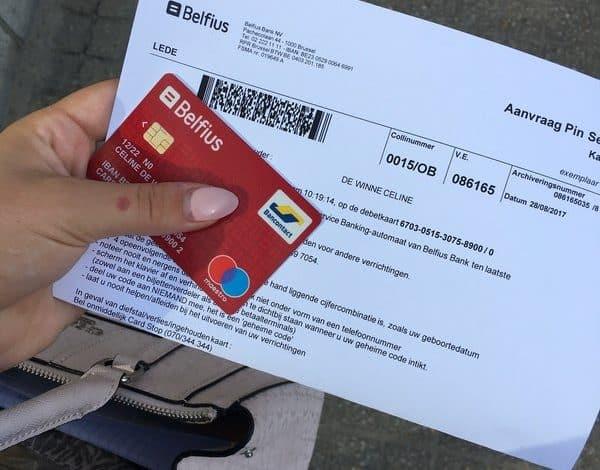 دفعت فاتورتي بالخطأ في بلجيكا