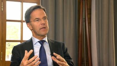 رئيس الوزراء الهولندي