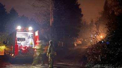 وفاة شاب بسبب الألعاب النارية