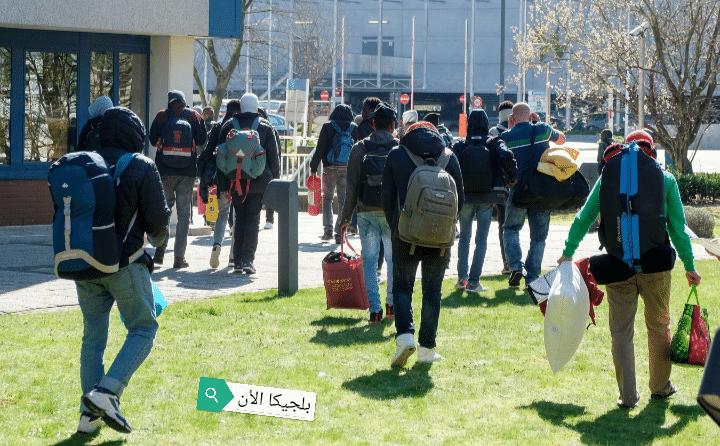 المهاجرين في بروج