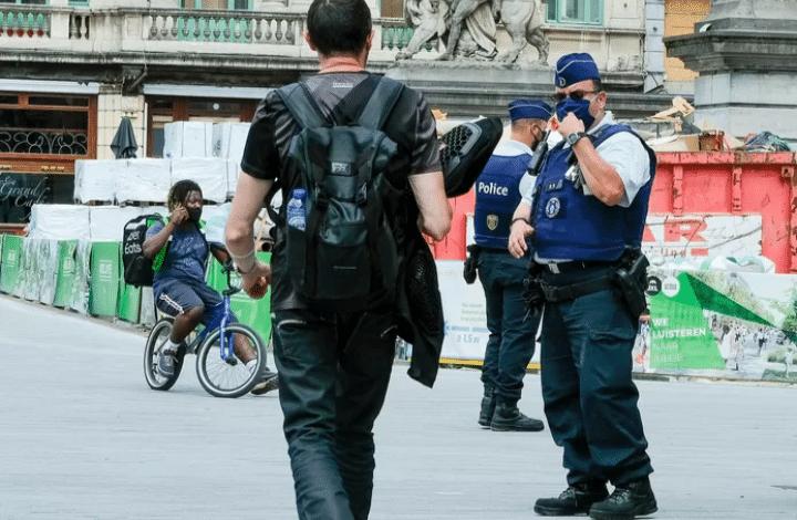 غرامة كورونا في بروكسل