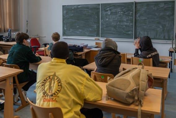 عطلة المدارس في بلجيكا
