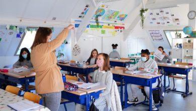المدارس في بلجيكا الأن