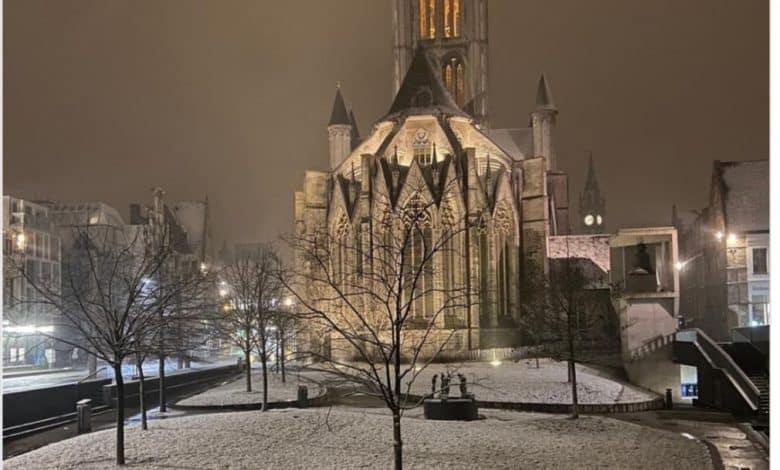 الطقس في بلجيكا اليوم