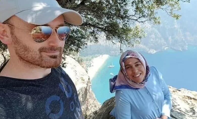 زوج يقوم بدفع زوجته الحامل من أعلى الجبل في تركيا من أجل مال التأمين