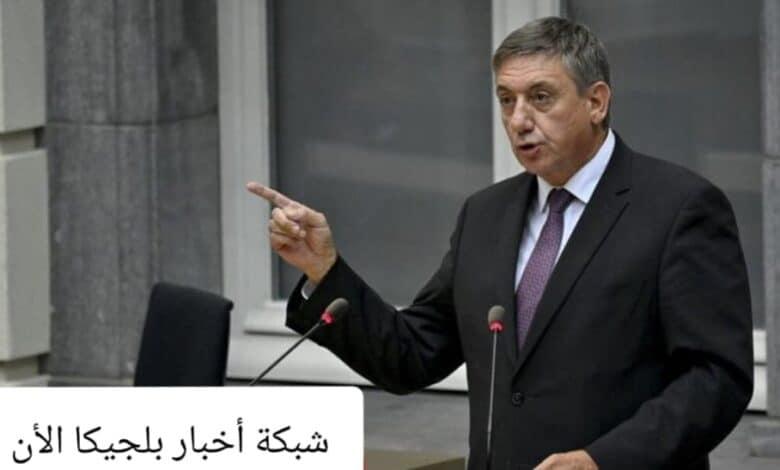 رئيس الوزراء الفلمنكي يان جامبون