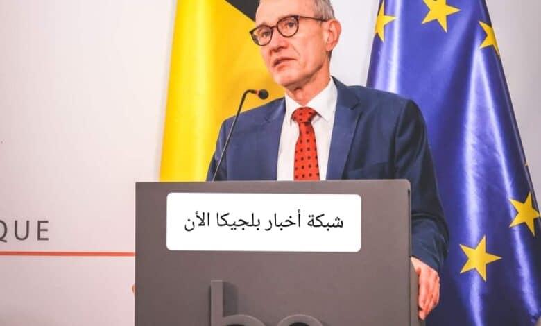 وزير الصحة البلجيكي فرانك فاندنبروك