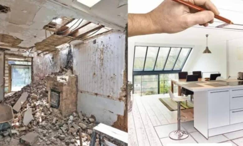 تجديد البيت في بلجيكا