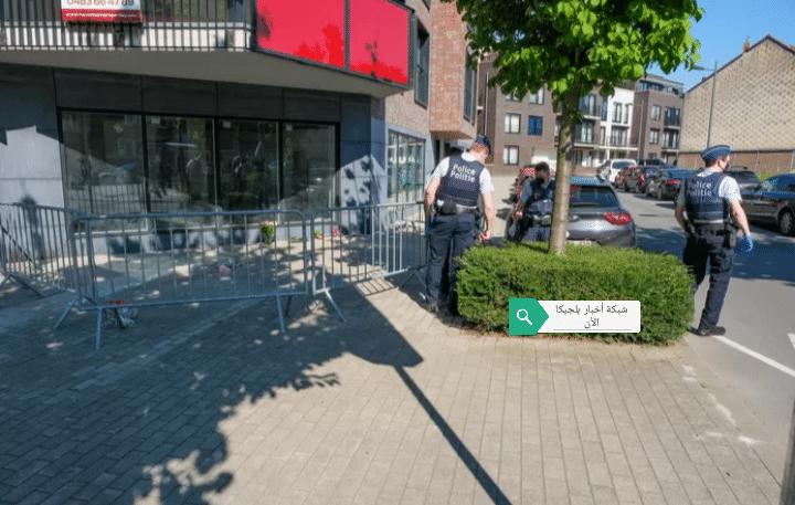 شرطة بروكسل