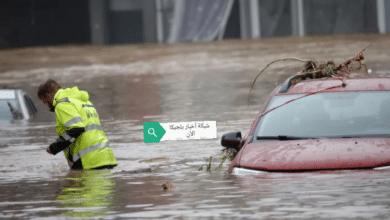 الطقس القاسي في بلجيكا يقتل 15 شخصًا على الأقل حتى الأن
