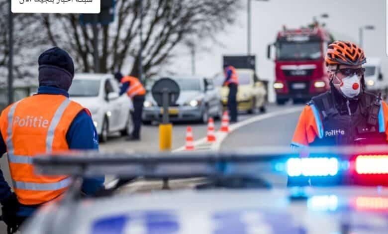 ما هي أسباب فقدان رخصة القيادة في بلجيكا في عام 2021