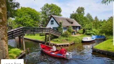 ما هي أجمل 5 مدن في هولندا