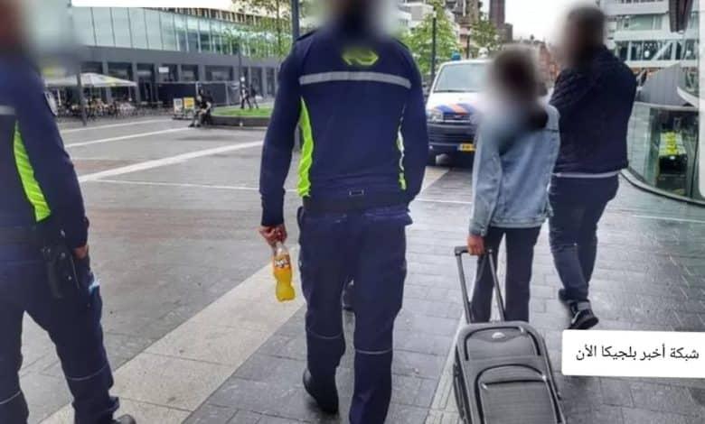 العثور على طفلة سورية وحدها في محطة قطار مدينة أوتريخت في هولندا