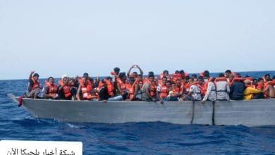 مهاجرين الى ايطاليا