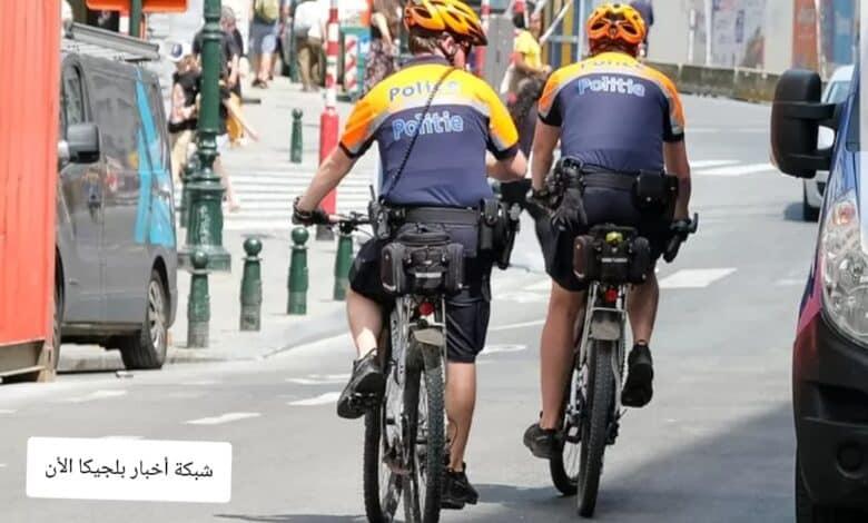 السماح للشرطة البلجيكية بالرياضة لمدة ساعة في الأسبوع خارج الخدمة