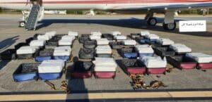 الشرطة البرازيلية تكتشف طائرة خاصة تحمل كميات كبيرة من الكوكايين في البرازيل