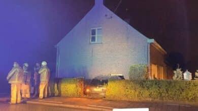 مقتل رجل في بلجيكا إثر اصطدام سيارة بمنزله أثناء نومه