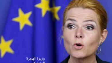 وزيرة الهجرة الدنماركي السابق
