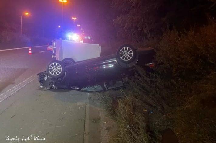 وفاة شاب مغربي في بلجيكا إثر حادث مروري في مدينة كورتريك